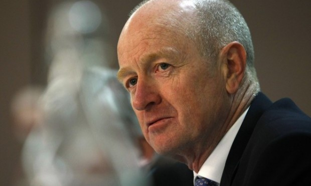 RBA will hold on to 4.75% interest rate; Governor Glenn Stevens