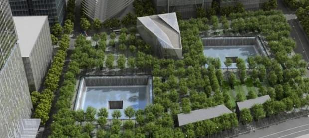 9/11 memorial and museum New York City