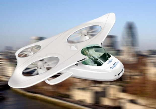 EU Funded Project MyCopter set to Decongest Cities with Flying Cars