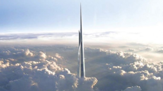 Kingdom Tower by Bin Laden Group will be the World's Tallest Building