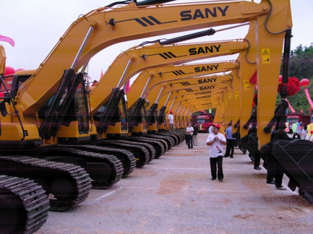 Sany Heavy Plans $3.3 bn IPO in Hong Kong Stock Exchange