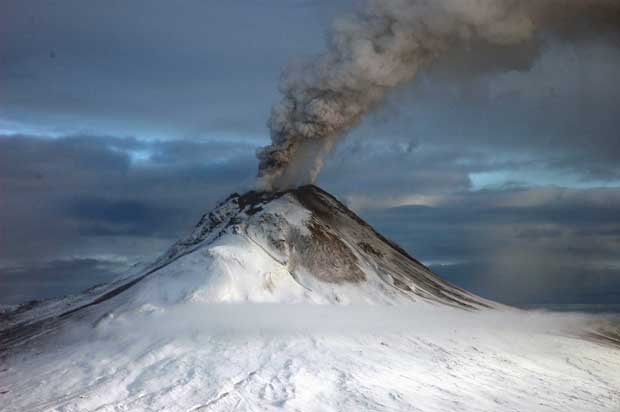 U.K Scientists' Experiment to Combat Climate Change with Fake Volcano