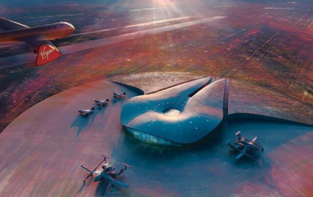 The Launch of a New Age: Spaceport America