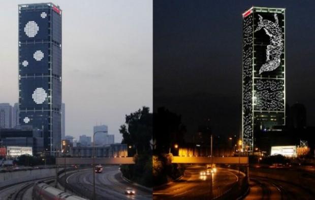 UrbanTiles by Meidad Marzan Envisions Buildings As Zero-Energy Displays