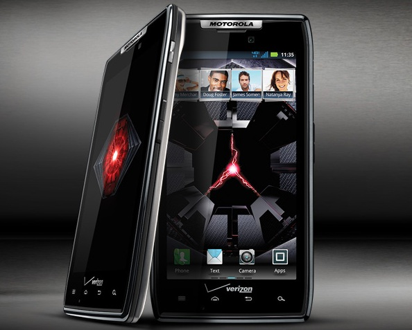 Motorla Introduces Droid Razr