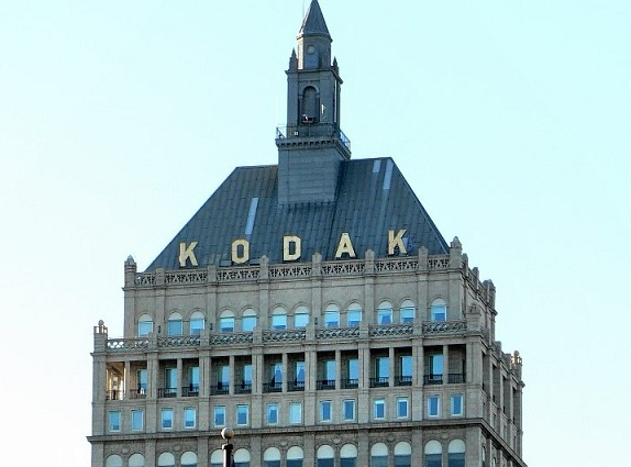 Eastman Kodak moves towards bankruptcy, hires Jones Day.