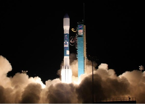 New NASA Earth Watching Satellite Launched