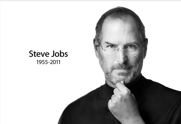 Apple Genius Steve Jobs Dies At 56