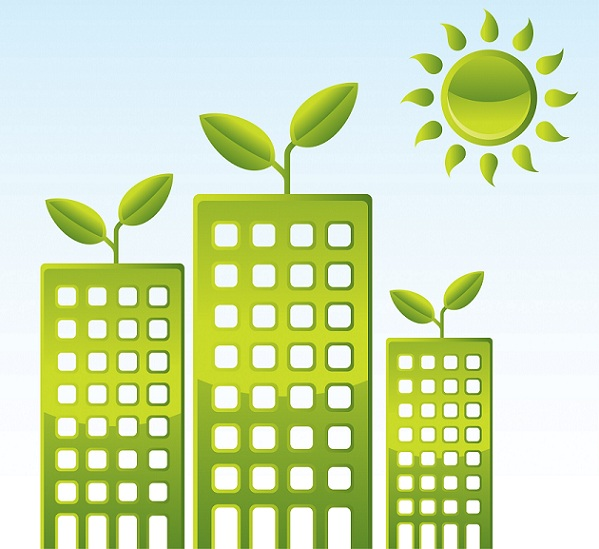 Commercial Buildings are Going Green