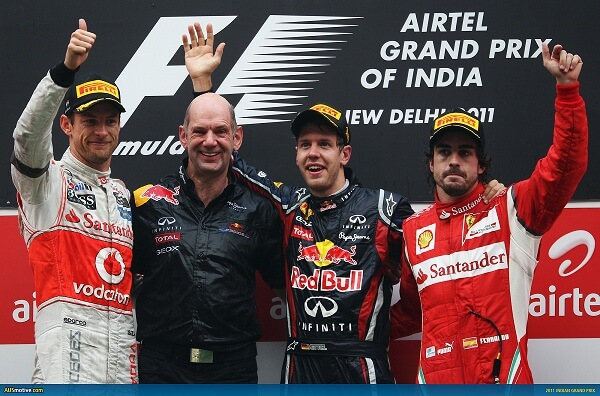 The Indian Grand Prix; A formula for success