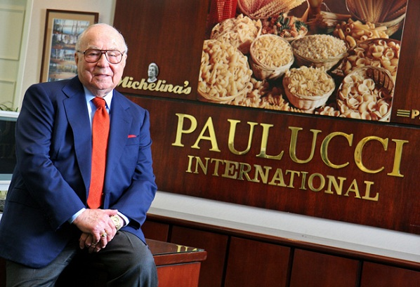 Jeno Paulucci, Frozen Food Icon, Dies at 93