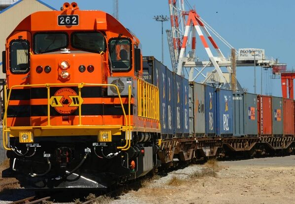Global Rail Freight Continues to Chug Along Nicely