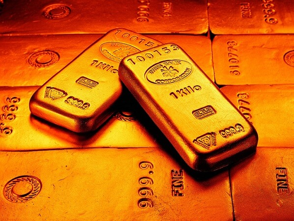 Gold shines amidst a volatile Bullion market.