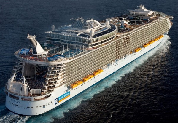 Oasis of the Seas: Indeed a Larger Than Life Experience