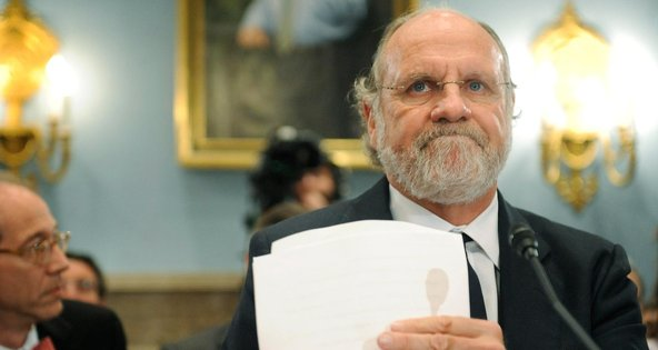 CME Chief Terrence Duffy Puts An Accusation On Jon Corzine