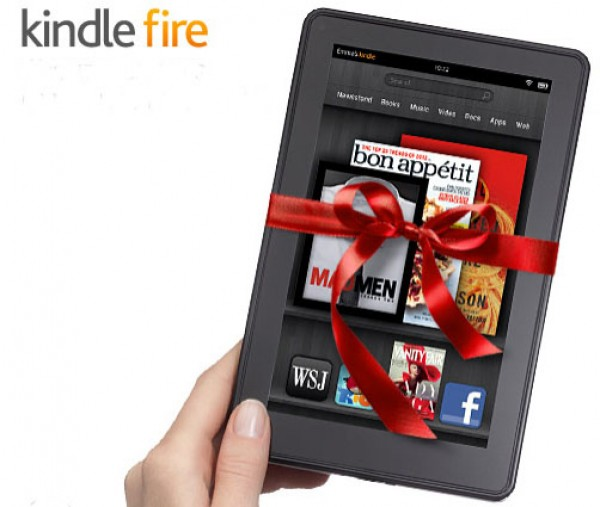 Kindle on Fire, Sells Over 1 Million Units in December