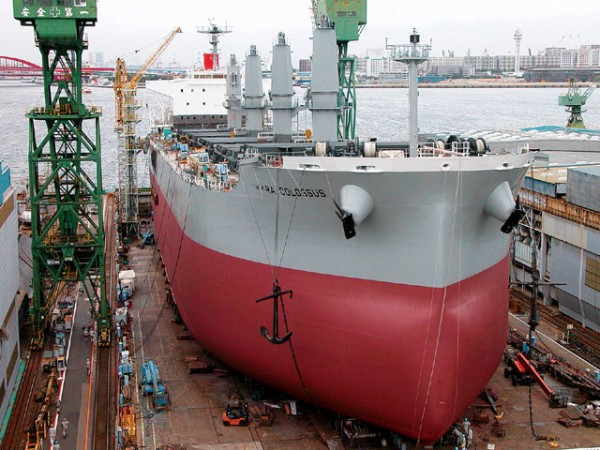 Global Shipbuilding Industry Making Changes to Stay Afloat
