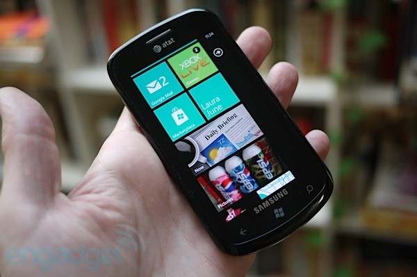 Microsoft LTE Windows Phone Expected to be Out by Early 2012