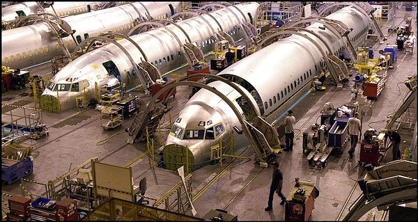 Would Boeing's Plant Closure Affect Kansas' Aerospace Industry?