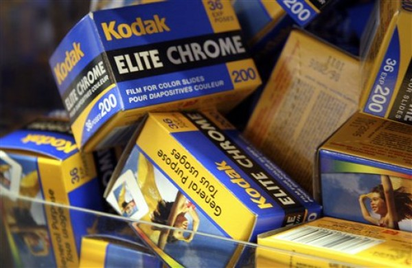Eastman Kodak to File for Chapter 11 Bankruptcy