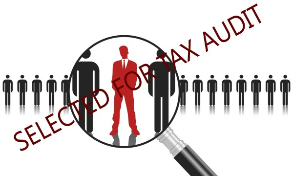IRS enforces tax audit