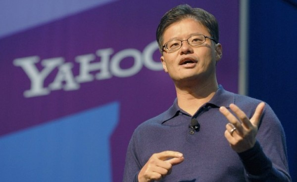 Yahoo Co-founder Jerry Yang Quits