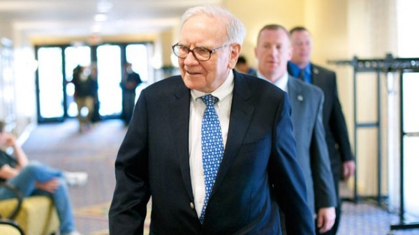 Gold: That's Not What's On Warren Buffett's Mind