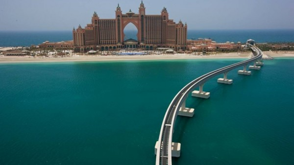 Atlantis, the Palm: World's most incredible destination