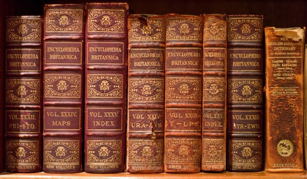 'Print' No More for Encyclopaedia Britannica Inc.