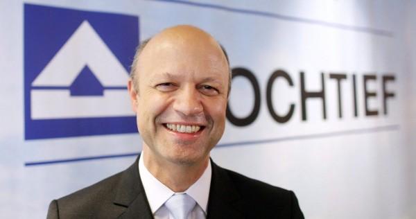 Hochtief CEO_Frank Stieler