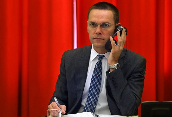 James Murdoch Quits as Head of News International