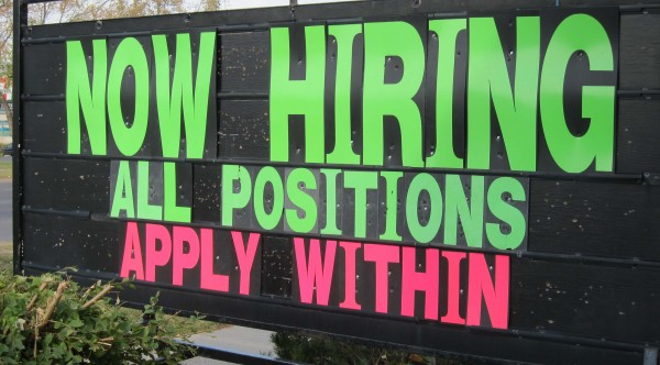 Job Gains Could be More Sturdy than Last Year