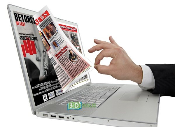 Brand Promotion with Online Business Magazine