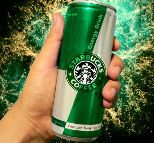 The New Energy Drink by Starbucks