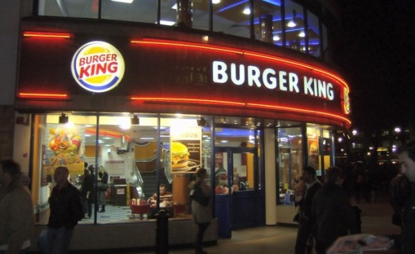 Burger King reinvents itself with new food, new look