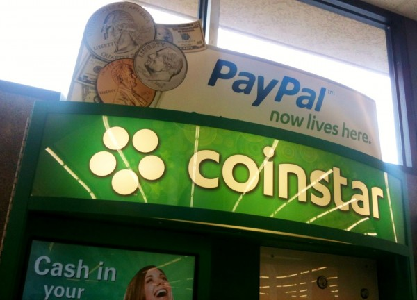 Coinstar Reports First-Quarter Profit to Top Previous Forecast