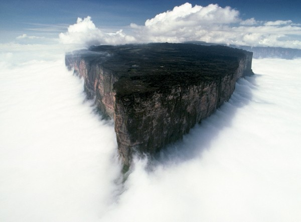 Up, Up and Away at Mount Roraima
