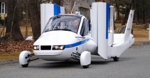 Terrafugia's flying-car