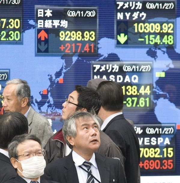 Asian market rallies on ECB comments