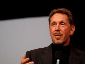 Larry Ellison, CEO-Oracle