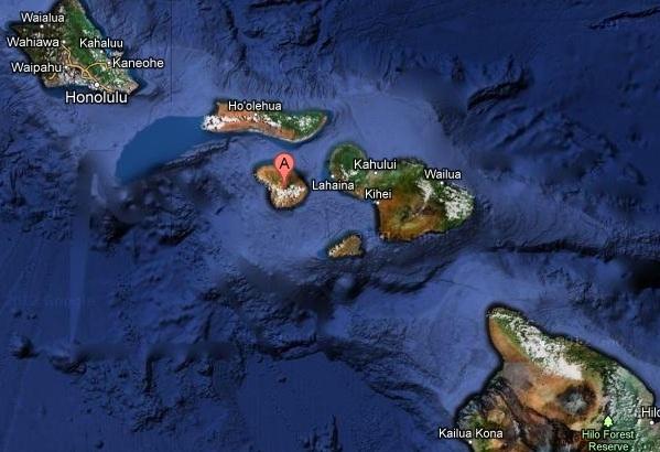 Larry Ellison's Hawaiian Island
