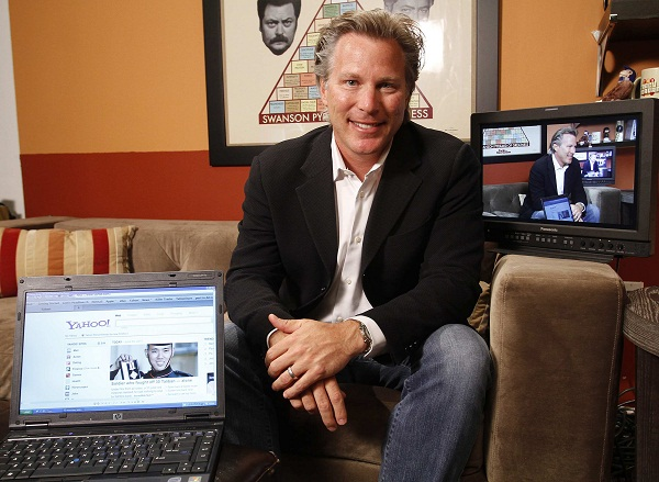 Ross Levinsohn leaves Yahoo after Mayer became CEO