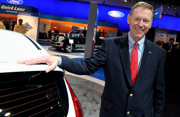 Ford fears $1billion loss in Europe and ending up with a smaller profit in 2012