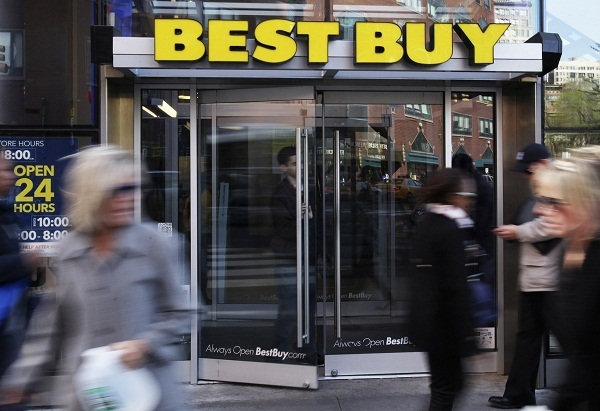 Richard Schulze declines Best Buy offer