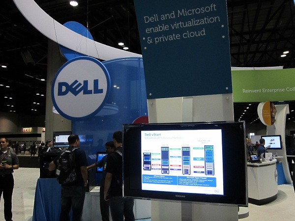 Dell Inc.'s revenue drops; Need to change the forecast