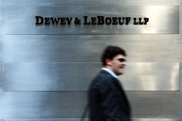 Former Partner to settle with Dewey and LeBoeuf Law Firm for $50 Million