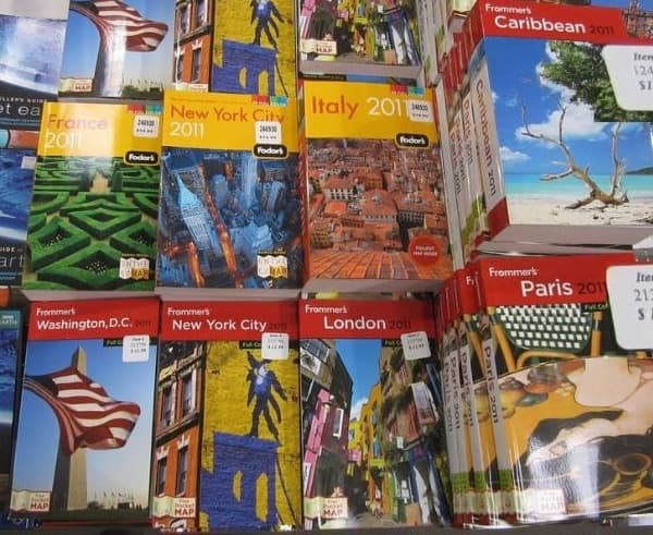 Google Inc. buys Frommer guidebook publisher