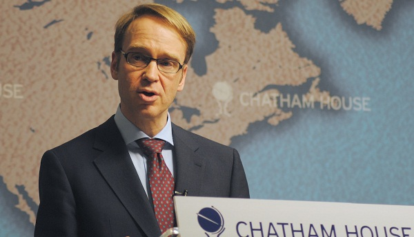 ECB Policy Criticised by German Central Bank Chief Weidmann