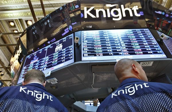 Knight Capital Set to Ink $400 Million Deal