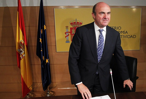 Spanish Economy sliding towards the biggest Recession